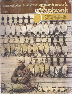 Cover of Sportsman's Scrapbook