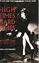 Cover Anita O'Day autobiography, High Times, Hard Times